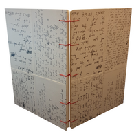 Hand-crafted Lyric Journal (PRE-ORDER)