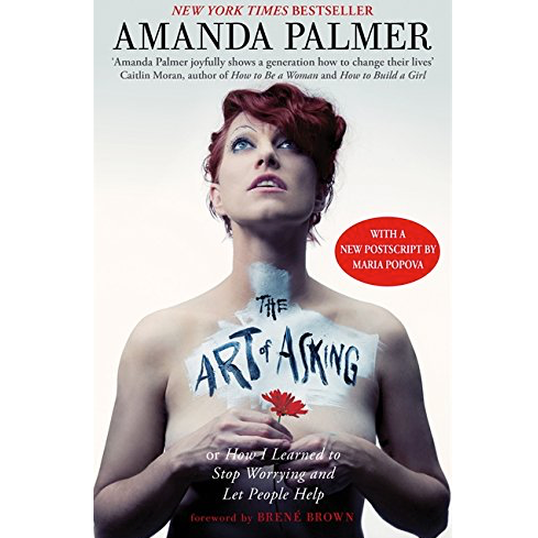 The Art of Asking - paperback book