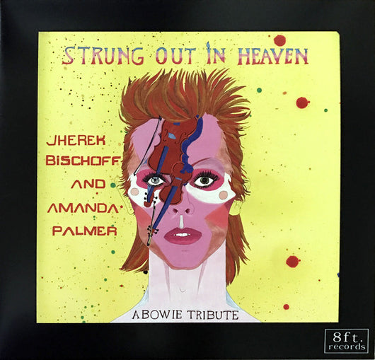 Strung Out In Heaven/Purple Rain - 12