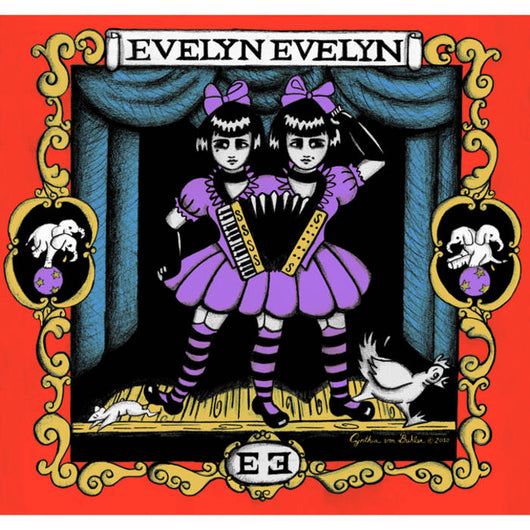 Evelyn Evelyn - CD