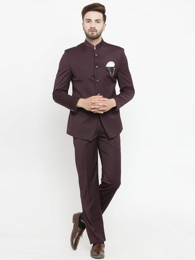 Shop this mens royal look designer suit
