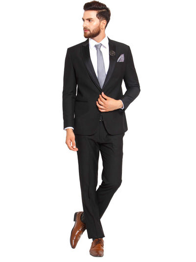 Buy Black clour business suit in delhi