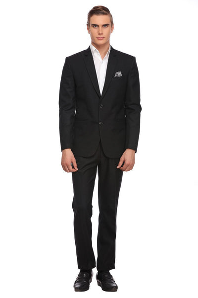 Buy raymond black suit