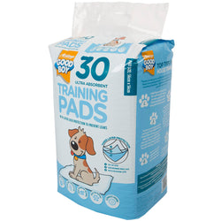 Good Boy Ultra Absorbent Puppy Training Pads 30 Pack