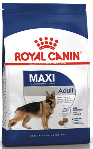 Royal Canin Maxi Adult Dry Dog Food 15kg