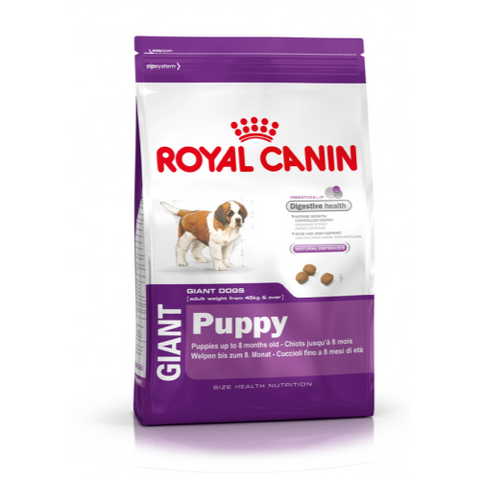 Royal Canin Giant Puppy Food 4kg