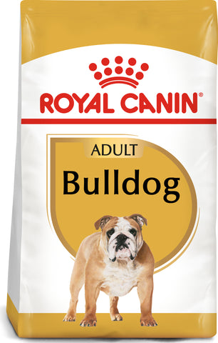 Royal Canin Bulldog Adult Dry Dog Food 3kg