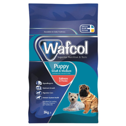 Wafcol Puppy Small & Medium Salmon & Potato 2.5kg