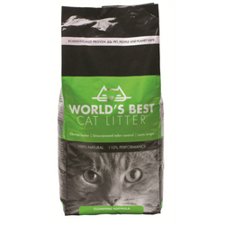 Worlds Best Cat Litter Original Clumping Formula 3.18kg