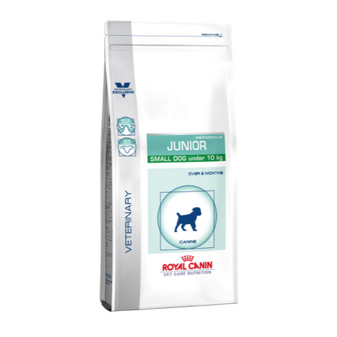 Royal Canin VCN Pediatric Junior Small Dog Food 800g