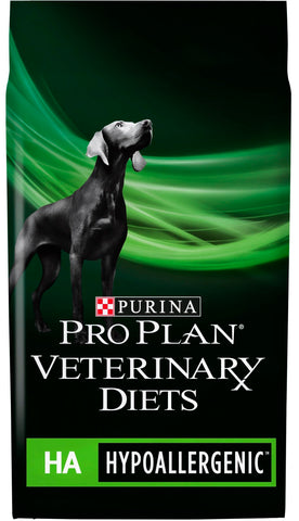 PRO PLAN VETERINARY DIETS Canine HA Hypoallergenic Dog Food 11kg