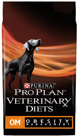PRO PLAN VETERINARY DIETS Canine OM Obesity Management Dog Food 12kg