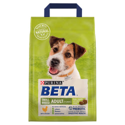 Beta Chicken Adult Small Breed Dog Food 2kg
