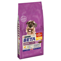BETA Chicken Dry Senior Dog Food 2kg