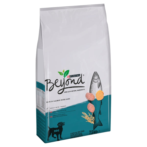Purina Beyond Superfood Blend Salmon Oats & Sweet Potato Adult Dog Food 7.5kg