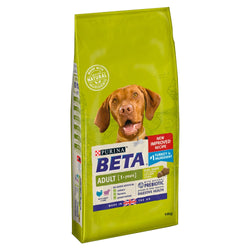 BETA Turkey & Lamb Dry Adult Dog Food 2kg