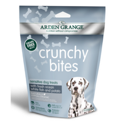 Arden Grange Crunchy Bites Dog Treats 225g - Sensitive