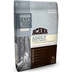 Acana Heritage Small Breed Adult Dog Food 6kg
