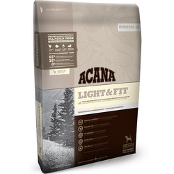 Acana Heritage Light And Fit Adult Dog Food 11.4kg