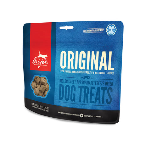 Orijen Freeze Dried Original Dog Treats 42.5g