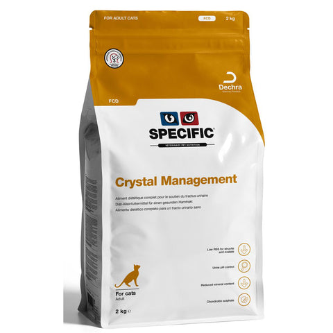 SPECIFIC FCD Crystal Prevention Adult Cat Food 2kg