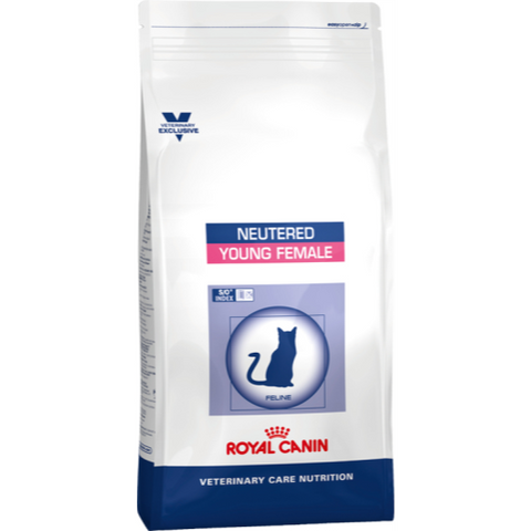 Royal Canin VCN Neutered Young Female Cat Food 400g