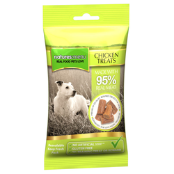 Natures Menu Dog Treats 60g - Chicken