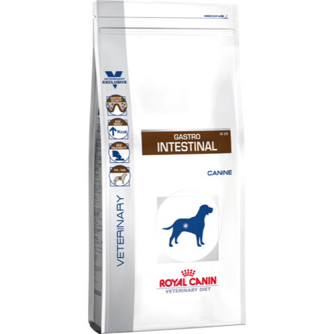 Royal Canin Veterinary Gastro Intestinal GI 25 Dog Food 14kg