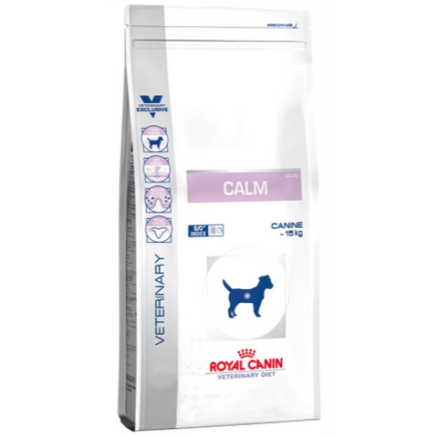 Royal Canin Calm CD 25 Dog Food 4kg