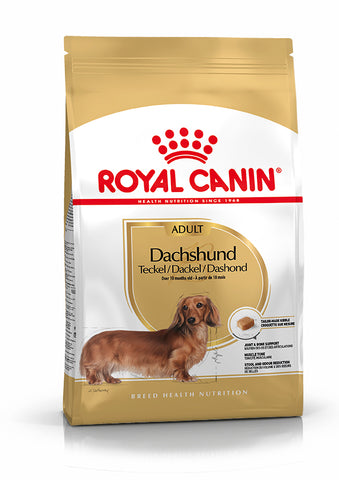 Royal Canin Dachshund Dry Adult Dog Food 7.5kg