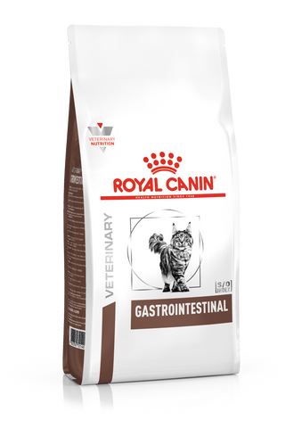 Royal Canin Veterinary Diets Gastro Intestinal GI 32 Cat Food 4kg