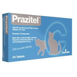 Prazitel Flavour Cat Worming Tablets Price Per Tablet