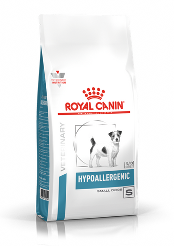 Royal Canin Veterinary Hypoallergenic HSD 24 Small Dog Food 3.5kg