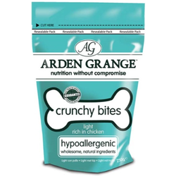 Arden Grange Crunchy Bites Dog Treats 250g - Light
