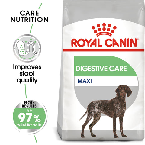 Royal Canin Maxi Digestive Care Dry Adult Dog Food 3kg