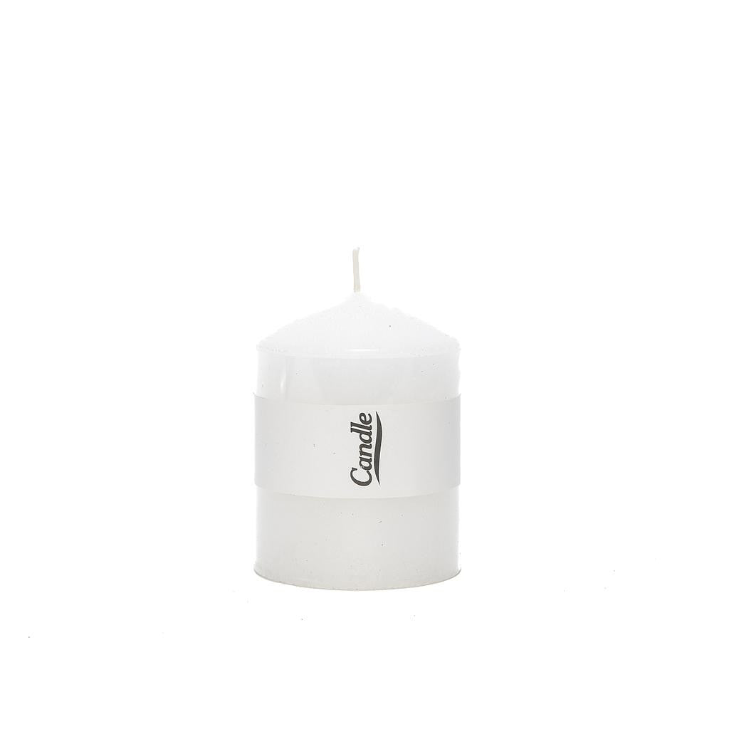 Pointed Pillar Candle - Medium