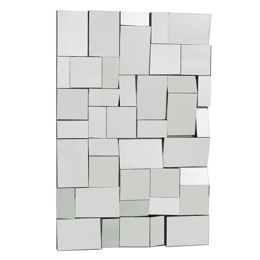 Multi Angled Wall Mirror