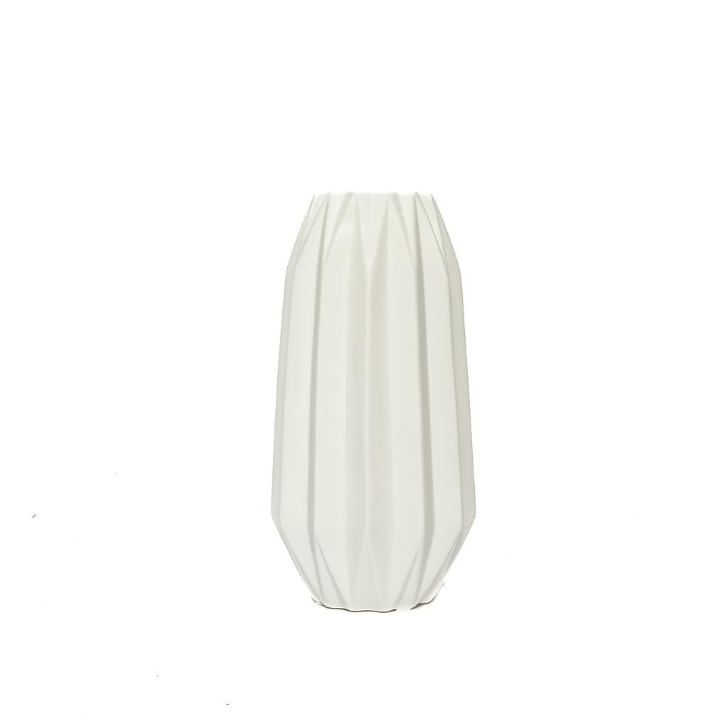 Dennington Polygon Vase - Short