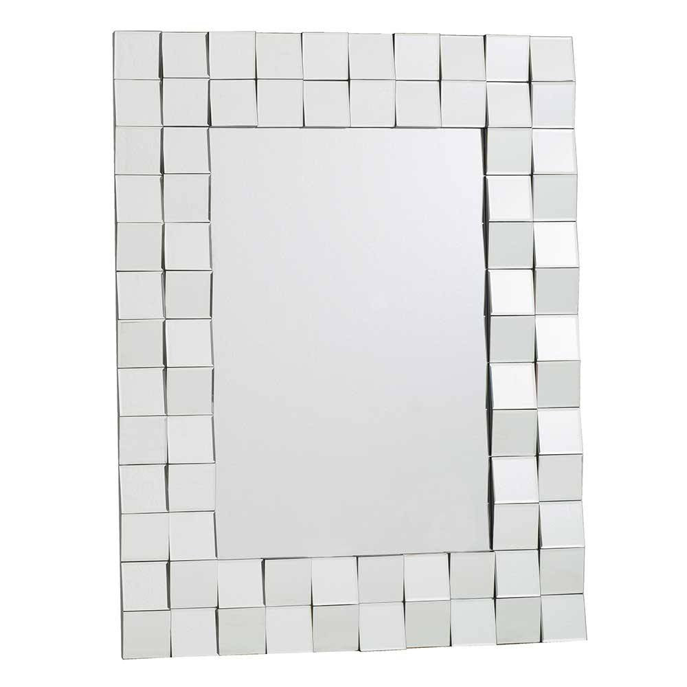 Multi Angled Framed Wall Mirror