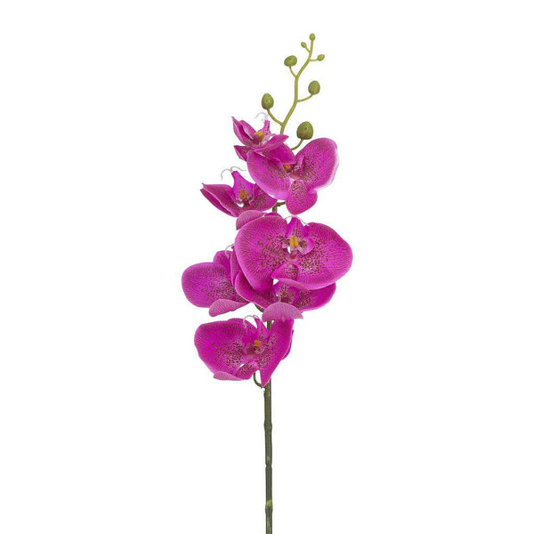 Artificial Pink Orchid Flower - H 107 cm
