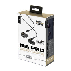 M6 PRO Universal-Fit In-Ear Smoke