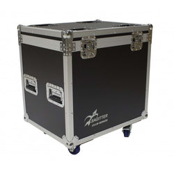 Flightcase for 4x Club Spot / Club Beam