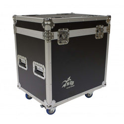 Flightcase for 2x Pixus 25