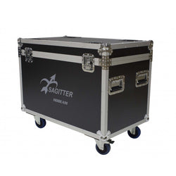 Flightcase for 2x HD Beam