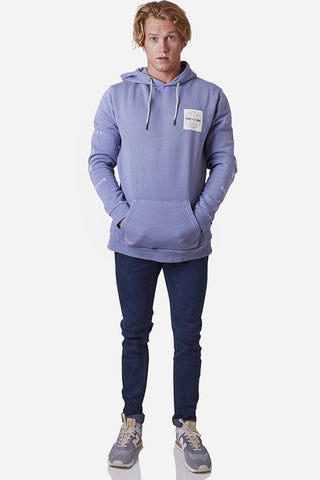 Hyperplane Hoody - Blue