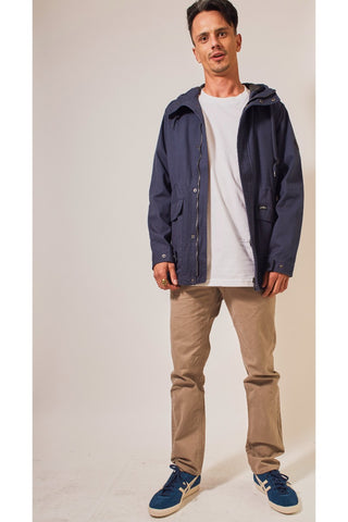 Goodstock Fishtale III Jacket - Navy