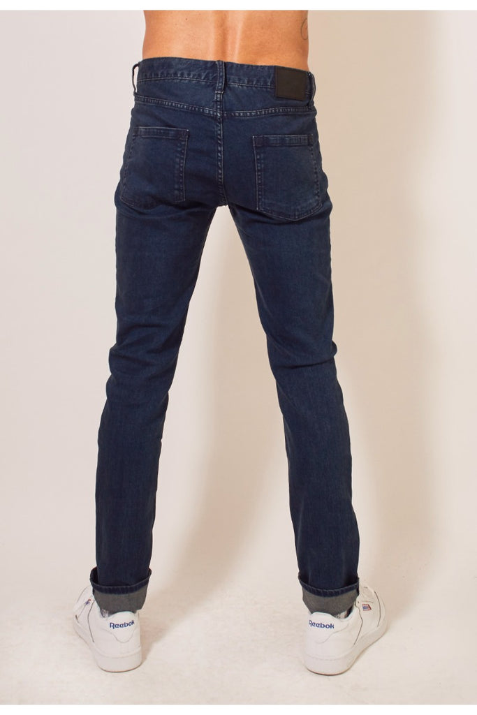 Rockers Denim Jeans - Dark Blue