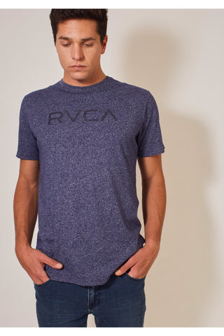 Big RVCA Transparent - Denim Blue