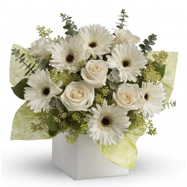 White Garden Flowers_Box