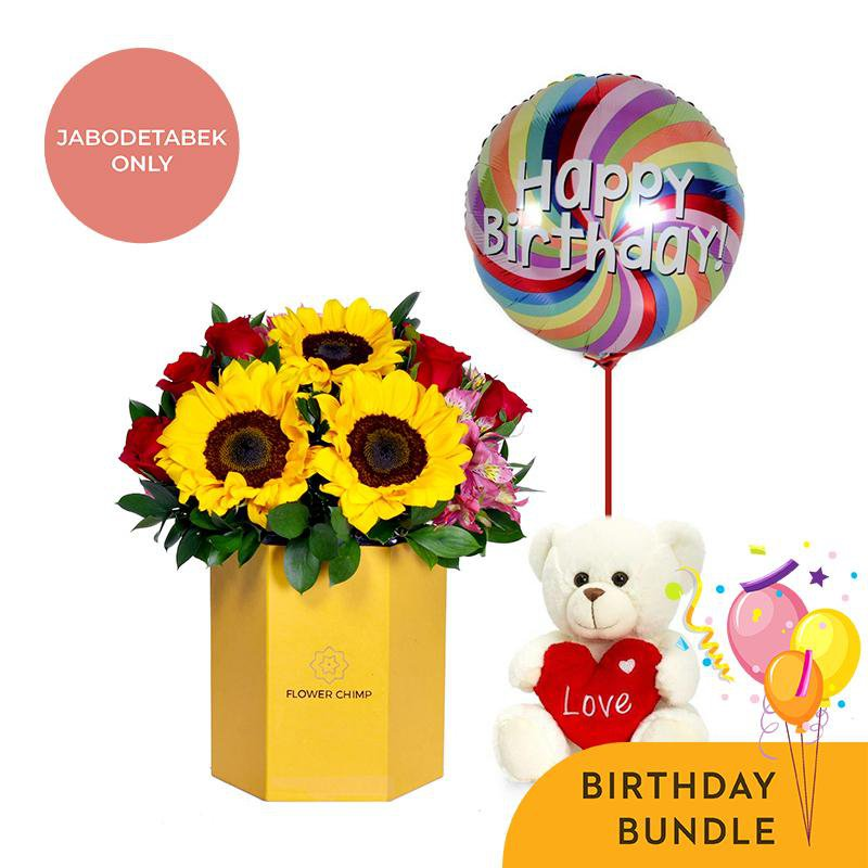 After Glow Birthday Bundle